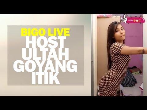 Bigo Live Host Ultah Goyang Itik
