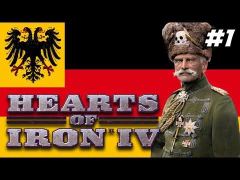 A Bund For All Germans! Hearts Of Iron 4 - Großdeutscher Bund Mod #1