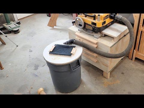 Chip Collection For The Planer