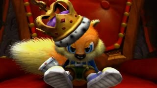 Conker: Live & Reloaded [XBOX] Part 1  Walkthrough | Gameplay