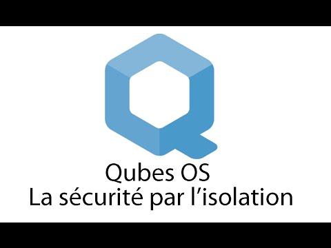 Qubes OS - (Partie 1) Présentation du projet Qubes OS
