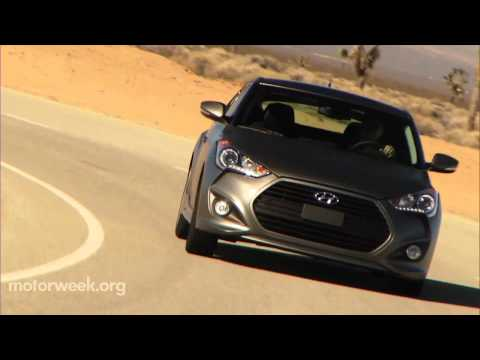 First Impressions 2013 Hyundai Veloster Turbo