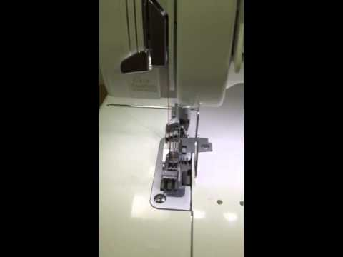 Baby Lock Ovation Decorative Chain Stitch With Texture Magic YouTube Adorable Ovation Sewing Machine