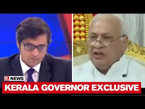Kerala Guv Arif Mohammad Khan: 'Only When Human Lives Are Saved Can Human Rights Be Enjoyed'