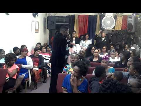 El Shaddai Healing and Deliverance Prophetic Night Service Pt 3