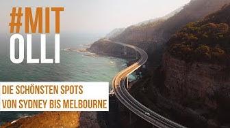 Mit Olli & TUI Camper durch Australien | 7 Highlights zwischen Sydney und Melbourne