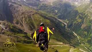 Existence - Wingsuit proximity by Tiger
