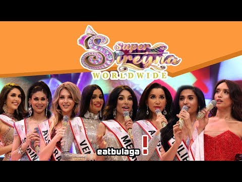 Super Sireyna Worldwide 2018 (Question&Answer) | May 19, 2018