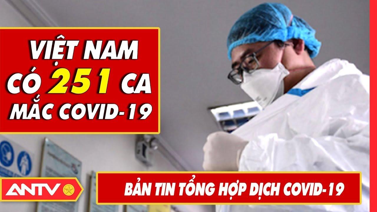 Tin tức dịch bệnh Covid-19 sáng 08/04 | Tin mới virus Corona Việt Nam và đại dịch Vũ Hán | ANTV