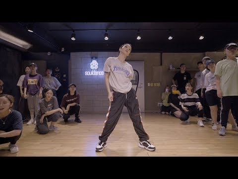"GIRIN JANG Class ""Talk To Me"" by Tory Lanez & Rich The Kid"
