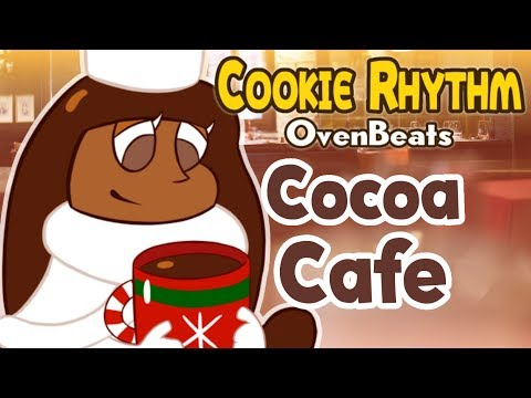 [Chill Jazz] Cocoa Cafe ☕ [Cookie Rhythm OvenBeats Ep. 17] - Cookie Run