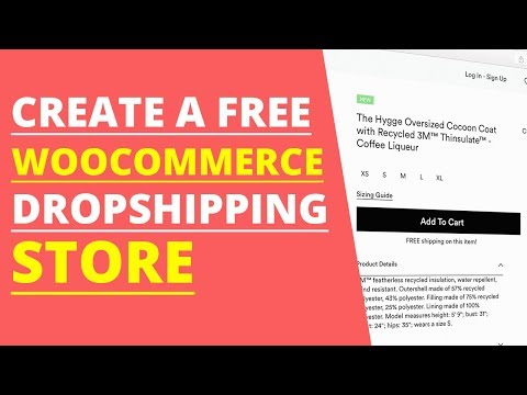 Create A WooCommerce Dropshipping Store Using Free Plugins