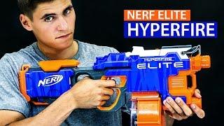 Nerf HyperFire - Najszybszy Nerf Ever!