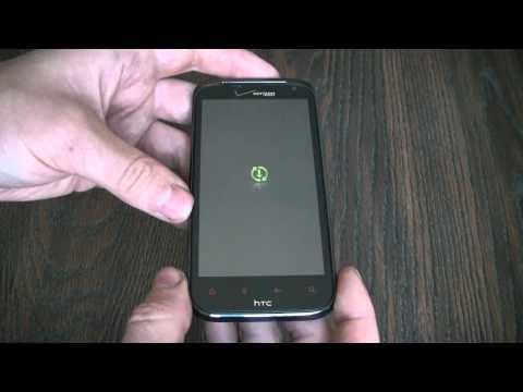 How To Hard Reset An HTC Rezound Smartphone