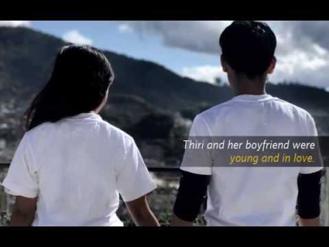 Life interrupted – Teenage pregnancy in Myanmar