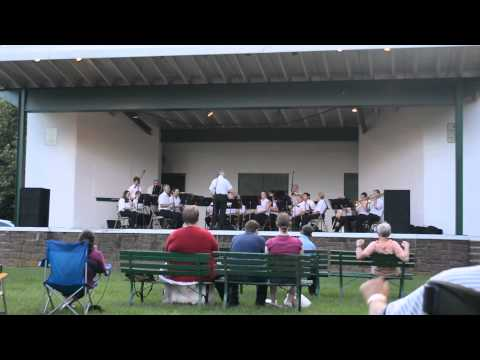 Ephrata Community Band - Star Dust