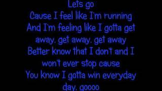 Chris Brown - Look at me now (clean) ft. Lil Wayne, Busta Rhymes (LYRICS!)