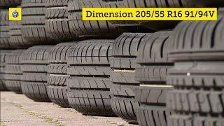 TCS test de pneus toutes saisons 2016