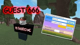 How To Become A Hacker On Roblox! [No Clip, Speed Hack, Aimbot]