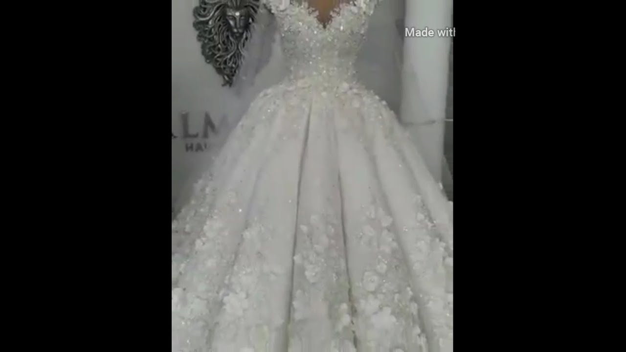 Sparkling Wedding Dress (Part 7) - YouTube
