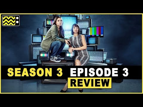 UnReal Season 3 Episode 3  w Brennan Elliott  AfterBuzz TV