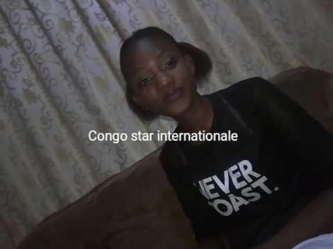 VOICI LA NOUVELLE RECRUE DANS LA FAMILLE CONGO STAR INTERNATIONALE BO PESA YE CHANCE