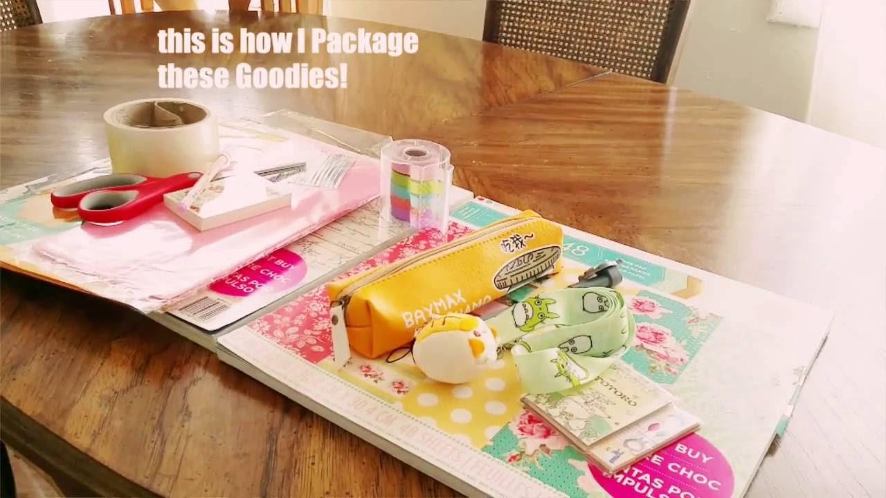 b9ceeee5ffcf Depop Shop How I Package My Orders - YouTube