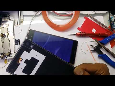 Sony Xperia Z3 Dual LCD screen Replacement by NG