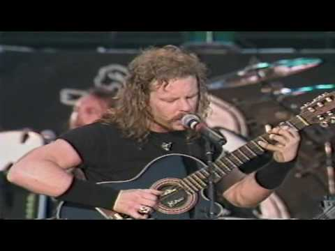 Metallica The Unforgiven Live 1993 Basel Switzerland