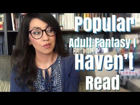 POPULAR SERIES I HAVEN'T READ