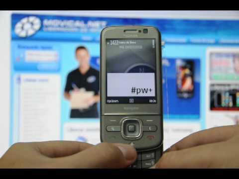 Como liberar Nokia 6710 Navigator de Movistar en www.movical.net