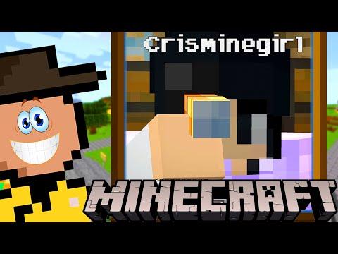 SURPRESA PARA A CRIS MINEGIRL! (Minecraft Zero Mortes • E32)