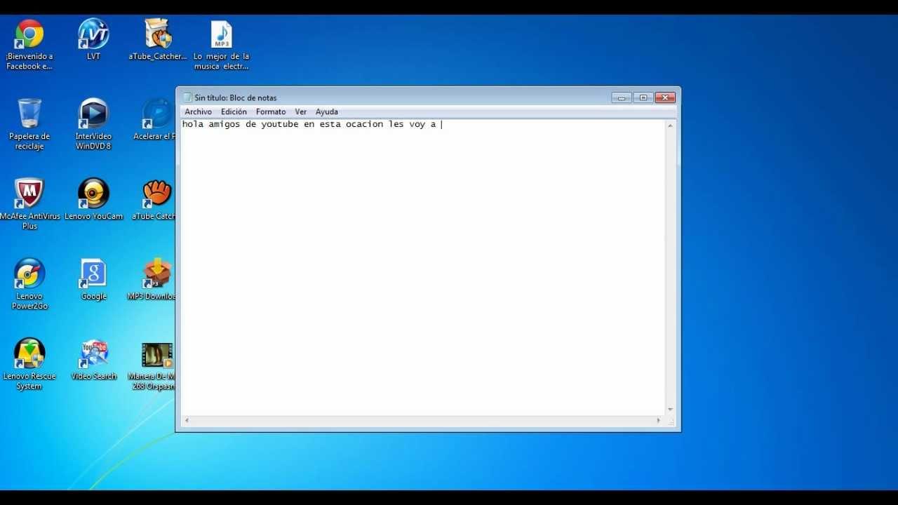 Vídeo Guía Como Hacer La Pantalla Mas Grande De Una Pagina De Internet En Windows 7