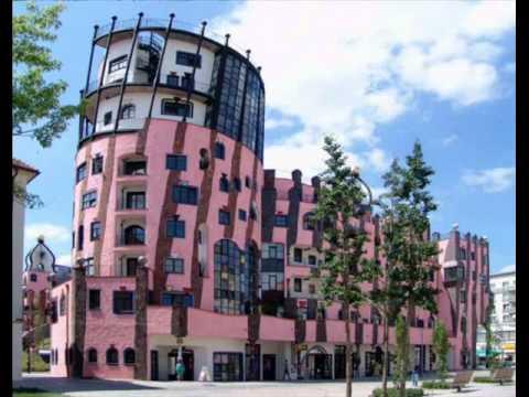 Image result for hundertwasser architecture