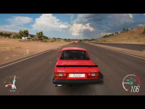 Forza Horizon 3 1983 Volvo 242 Turbo Evolution Dev Build