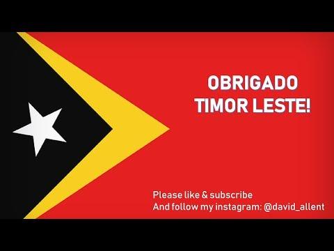 TIMOR LESTE 2019 | TIMOR LESTE MASA KINI