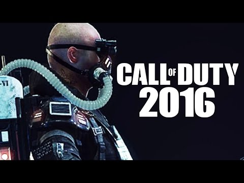 """""""Call of Duty 2016"""" TO BE THE BEST LOOKING CALL OF DUTY EVER..."""