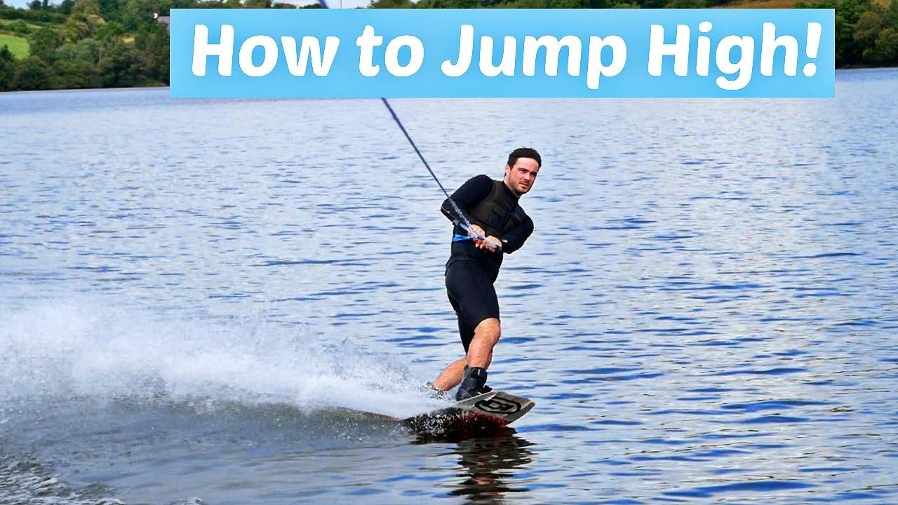 How to Jump High | Wakeboarding - Wake to Wake
