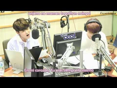 (Sub Español) Ryeowook & D.O - Missing you 「LIVE Sukira radio」(Español+Rom)