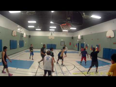 Friday night Ottawa pilipino basketball (bisdak club) p1