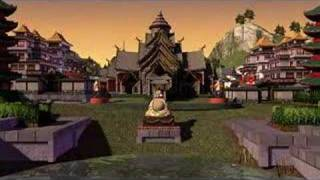 SimCity Societies Video