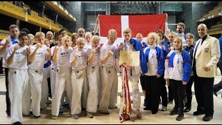 World Karate Championship 2016 - Danish Team