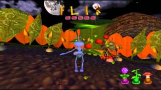 Video A Bug's Life PS1 Game Part 20 - Battle Arena - These Berries Don't Work! download MP3, 3GP, MP4, WEBM, AVI, FLV April 2018