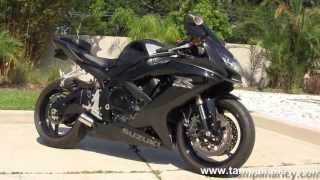 Used 2008 Suzuki GSXR 600 Motorcycles for sale in Tampa Florida usa