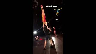 Cirque Éloize - Saloon: Instagram Takeover