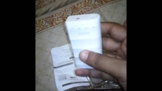 Intex IT-PB4K powerbank unboxing and quick review