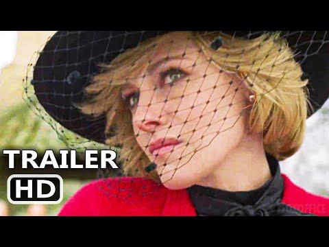 SPENCER Trailer (2021)