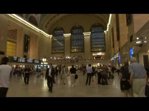 Walking in Manhattan - Grand Central Terminal