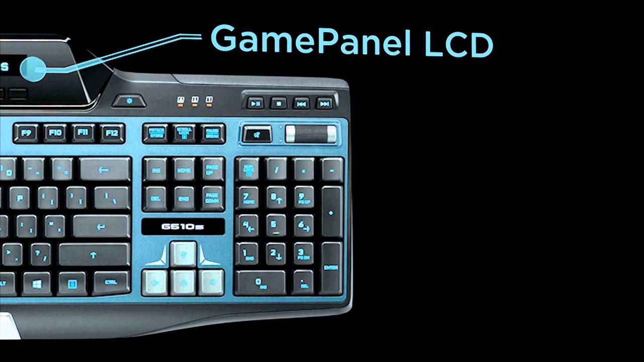 Logitech G510s Gaming Tastatur Komplett.no