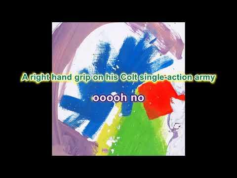 alt-J  -  Left hand free - karaoke